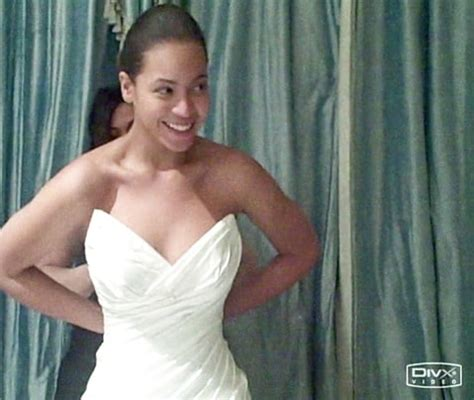 beyonce video wedding dress beyonce wasn t excited about her wedding dress video us