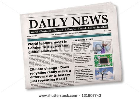 A News Paper - newspaper stock photos images pictures
