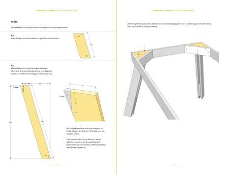 tafel maken plaatmateriaal tafel zelf maken maak je eigen tafel met deze bouwtekeningen