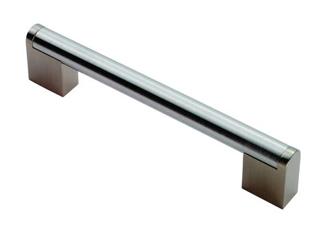 Stainless Steel Kitchen Islands boss bar d handle 14mm diameter kitchen handle