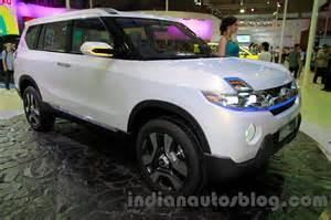 Suv Daihatsu Daihatsu Suv 2 Concept Indonesia Live
