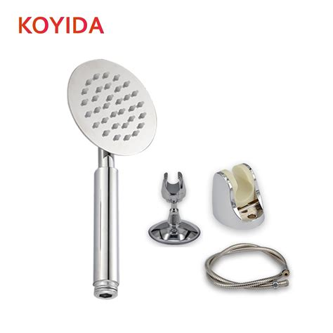 Bathroom Shower Heads Handheld Aliexpress Buy Koyida Stainless Steel Shower Held Water Saving Square Bath
