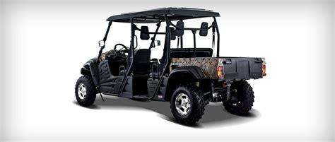 brand new 700cc utv crew cab 4 seater dump bed