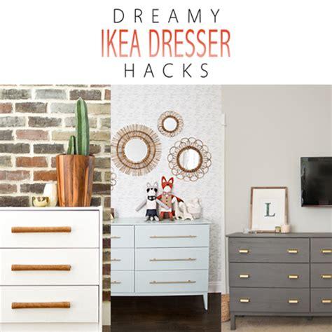 tyssedal dresser hack dreamy dresser ikea hacks the cottage market