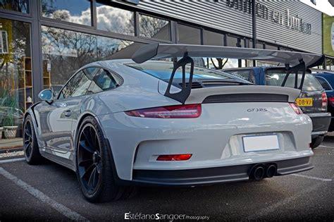 Porsche Mode by Porsche Exclusive 911 Gt3 Rs Comes In Fashion Grey
