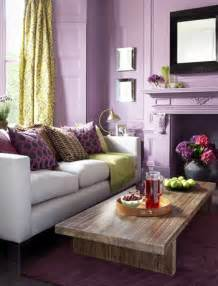 Purple Living Room Wall Color Color Inspiration Purple Green And Teal