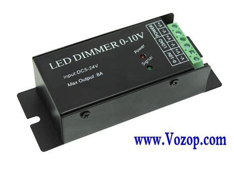 Kr09045 0 5v 0 10v Dc To 0 100 Pwm Signal Generator Module 0 10v led dimmer dimming controller constant voltage dc 5v