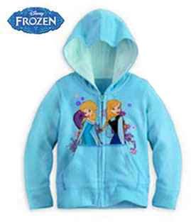 Jaket Anak Cewek Frozen 2 Ungu jaket anak toko bunda