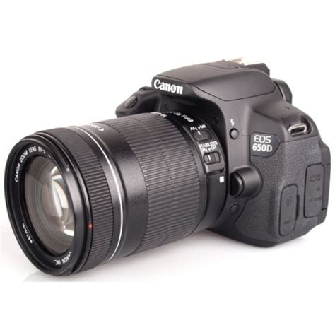 Kamera Dslr Canon 650d Kit canon eos 650d dslr with 18 55mm lens price in