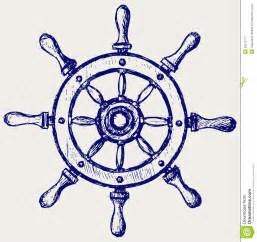 Steering Wheel Drawing Ship Steering Wheel Coloring Pages