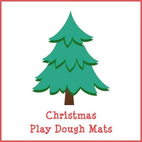 free printable christmas playdough mats ages 2 3 archives page 2 of 10 gift of curiosity