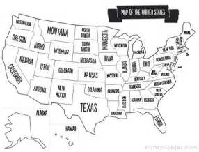 large black and white us map 25 best ideas about united states map on map