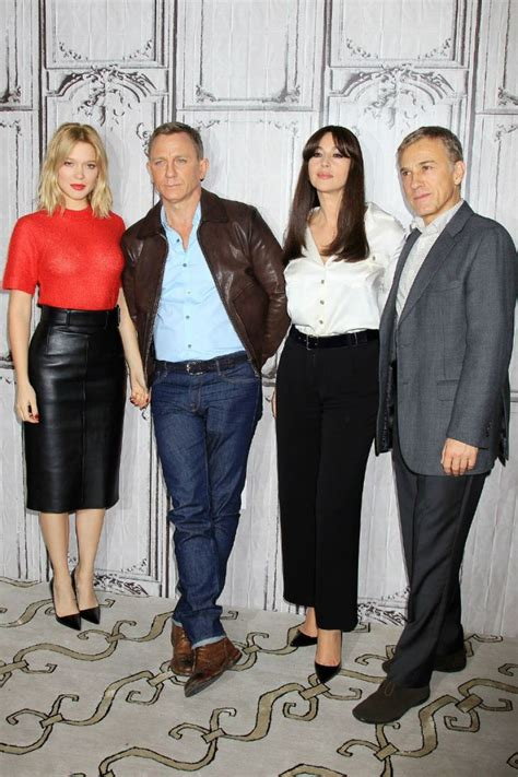 lea seydoux fan mail l 233 a seydoux daniel craig and monica bellucci aol