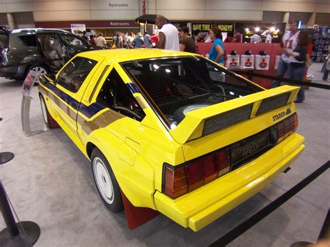 mitsubishi starion rally car mitsubishi starion 4wd rally rear by rokovoj on deviantart