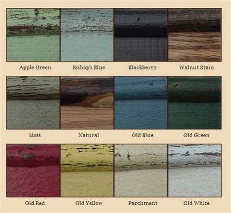 rustic paint color schemes beautiful rustic paint colors to choose from rustic