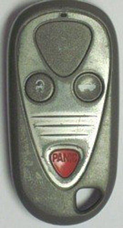 Key Fob Fits Acura 4 Button Fcc Id Fccid Oucg8d 355h A