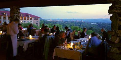 Blue Ridge Dining Room Prime Rib Buffet Omni Grove Park Inn Hotel Asheville Carolina