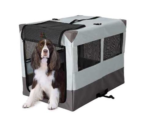 pop up crate canine cer sportable 1736sp portable pop up tent crate