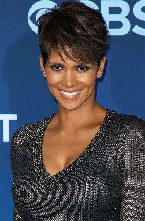 halle berry extant haircut halle berry picture 266 cbs television presents extant