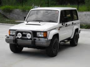 1989 Isuzu Trooper For Sale 1989 Isuzu Bighorn Irmscher R Trooper Jdm Rhd 4wd Turbo
