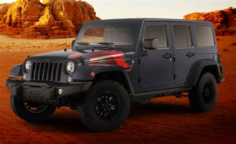 jeep winter edition 2017 jeep wrangler unlimited winter edition 2017 llega a