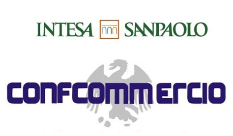 banche associate a intesa san paolo intesa sanpaolo accordo con confcommercio per