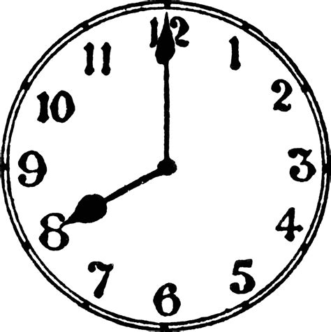 clipart etc clock clipart clipart suggest