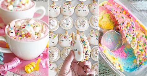 Latest Bathroom Trends the rainbow hued unicorn food trend sheerluxe com