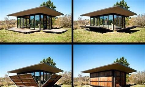 casa de cristal una casa de cristal y madera