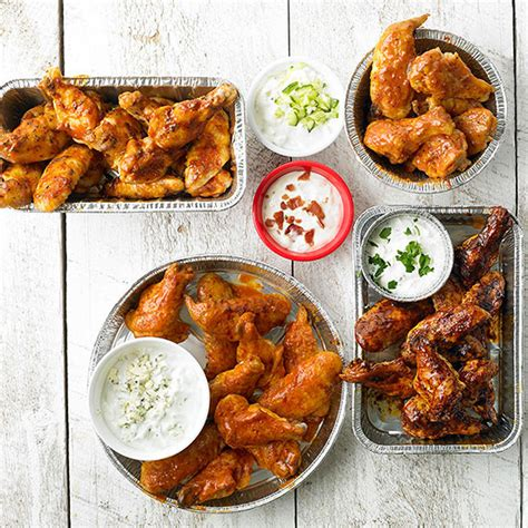 buffet style party recipes