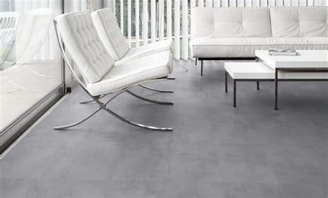 linoleum betonoptik betonoptik dekor klick vinyl vinylboden raumtrend
