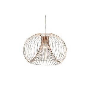 jonas wire copper pendant ceiling light departments