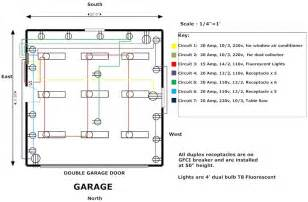 electrical wiring diagrams garage image