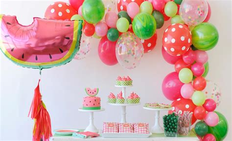This watermelon party is juicy amp delicious project nursery