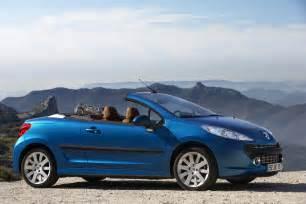 Peugeot Cc 207 Nouveau Peugeot 207 Cc En Image