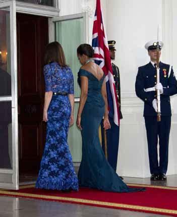 casa primo ministro inglese obama e cameron sfida d eleganza tra