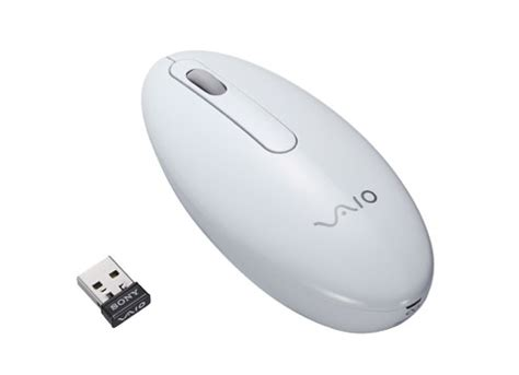 Mouse Wireless Sony archived vgp wms21 mouse vaio accessories sony new