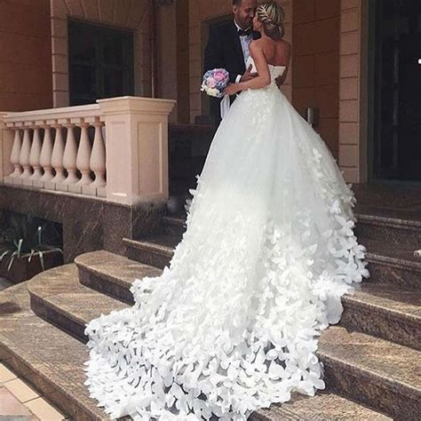 Handmade Wedding Gowns - aliexpress buy gowns wedding dress 2017