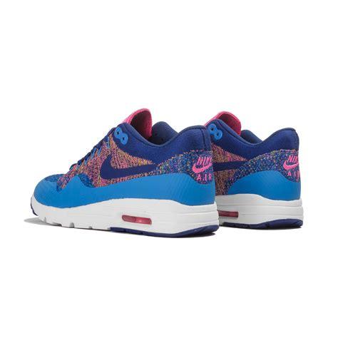 Set Pink Nike 1 nike air max 1 ultra flyknit blue pink black trainers sale uk