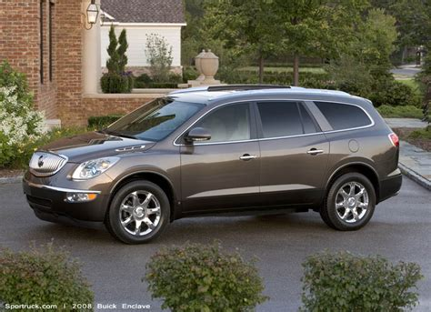 electronic toll collection 2009 buick enclave user handbook service manual 2008 buick enclave pictures and information sportruck com 2008 buick enclave