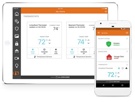 alarm smart home security apps