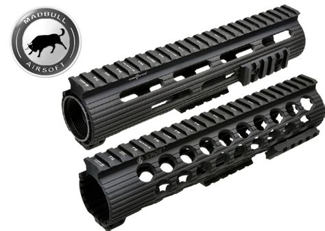 Vtac Rail Sections by New Madbull Airsoft Vtac Troy Battlerails Popular Airsoft