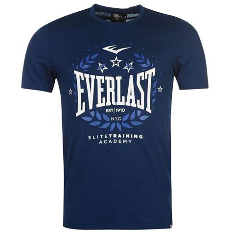 T Shirt Everlast White W3gj everlast everlast logo t shirt s t shirts