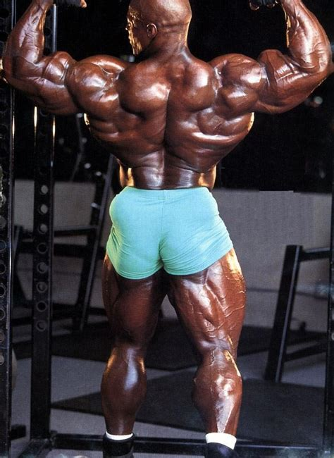 ronnie coleman back 05 generation iron fitness