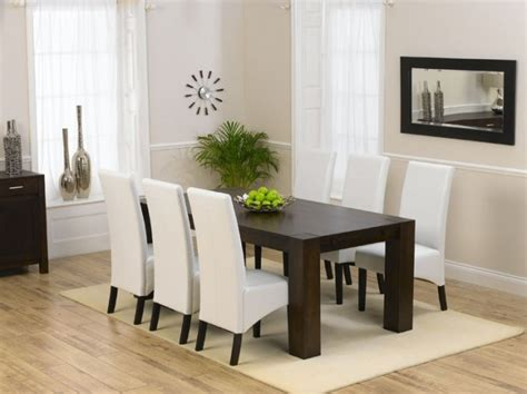 white leather dining room set perfect decision for your home interior white leather