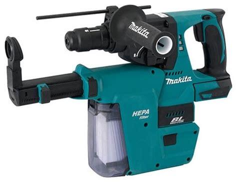 Bor Cordless Makita new 18v hepa and 36v cordless rotary hammers from makita