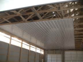 sheet metal ceilings pin barn tin ceiling ideas on