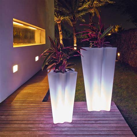 Light Up Planters by Bye Bye Vondom