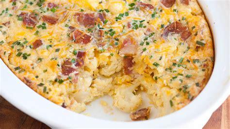 bacon egg casserole recipe