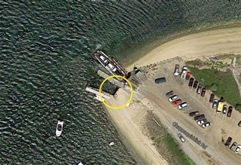 Chappaquiddick Ferry Hours Chappy Ferry Captain Proposes New Dock The Martha S